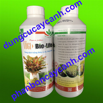 Dung Dịch Thuỷ Canh Biolife 1lit